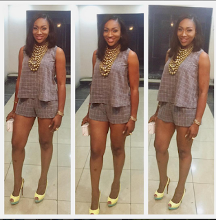 House Of Malik: More Photos As Ebube Nwagbo Shows Off Hot Thighs & Goes Topless