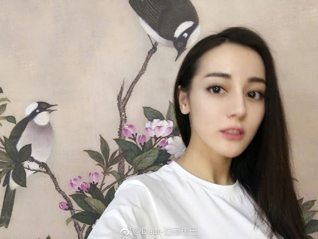 The Flame's Daughter Dilraba Dilmurat