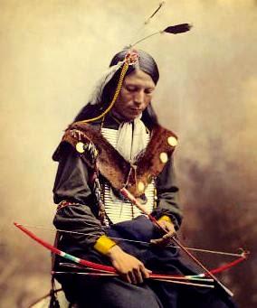 Indien Cherokee USA