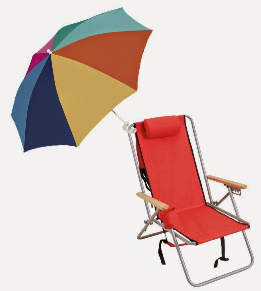 Amazoncom beach chair umbrella