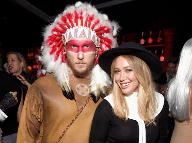 Hilary Duff pidió disculpas por su disfraz de Halloween
