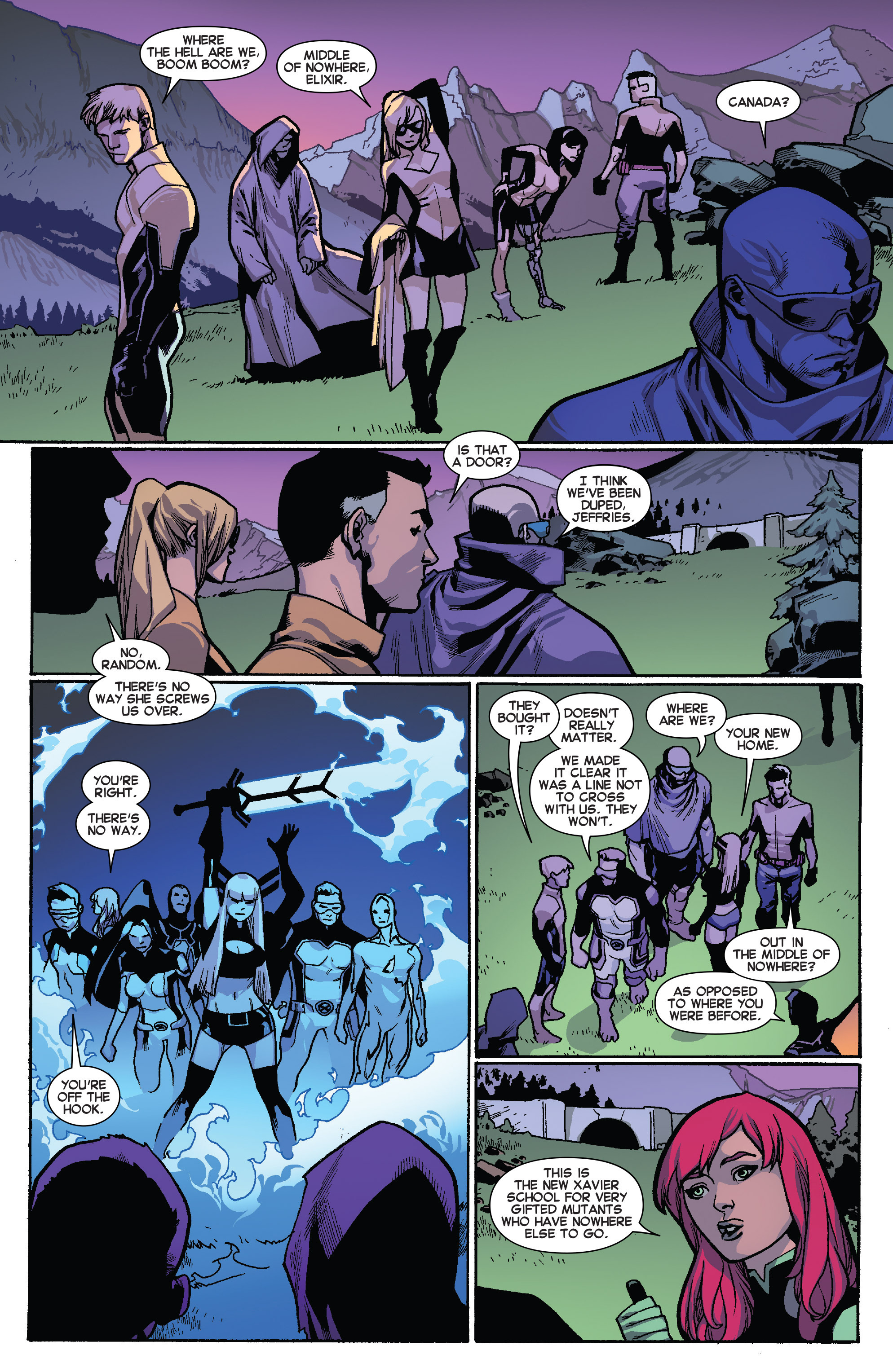 Read online All-New X-Men (2013) comic -  Issue #41 - 19