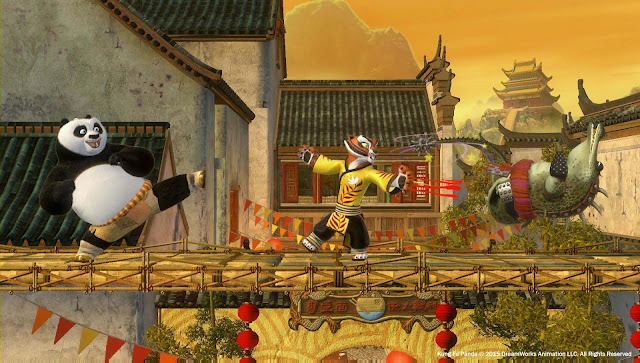 Kung Fu Panda Showdown of Legendary Legends PC Torrent