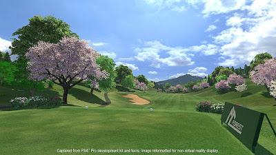 Everybodys Golf Vr Game Screenshot 1