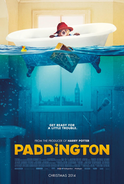 Nonton Film Paddington (2014)