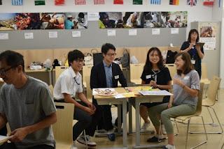 青少年交流委員会報告書 2018年9月16日『ゲームで学ぼうSDGs』