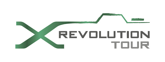 Banner X Revolution Tour Fuji e tappe