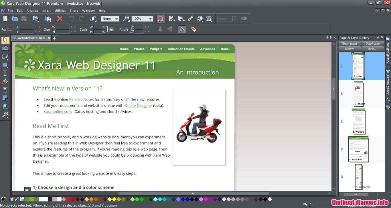 Download Xara Web Designer Premium 16.1.0.56164 Full Cr@ck