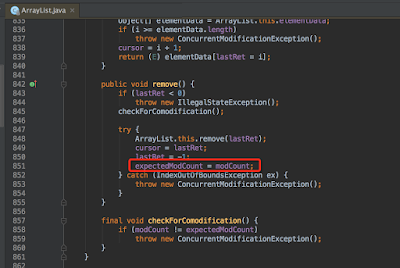 How to deal with ConcurrentModificationException in Java?