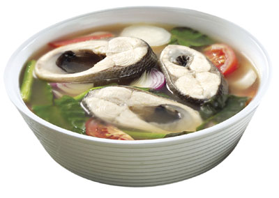 Fish Recipes Sinigang Na Bangus Stewed Milkfish In Tamarind
