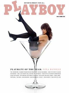 Playboy USA - Mayo Junio 2018 PDF Digital
