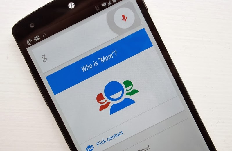 Relationships voice search