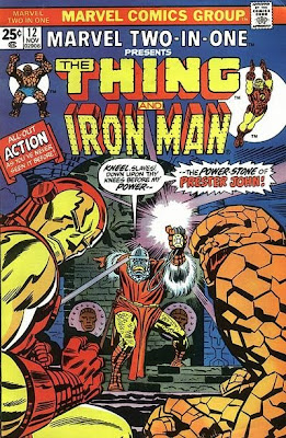 Marvel Two-In-One #12, The Thing and Iron Man