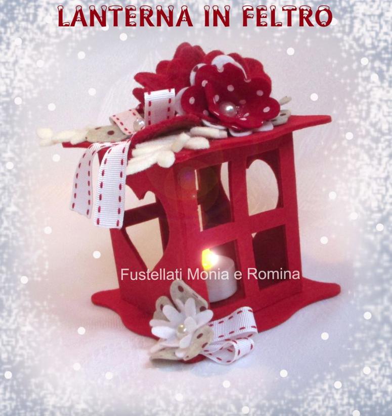 Favori Idee regali Natale e decorazioni natalizie fai da te | FUSTELLATI  DV55