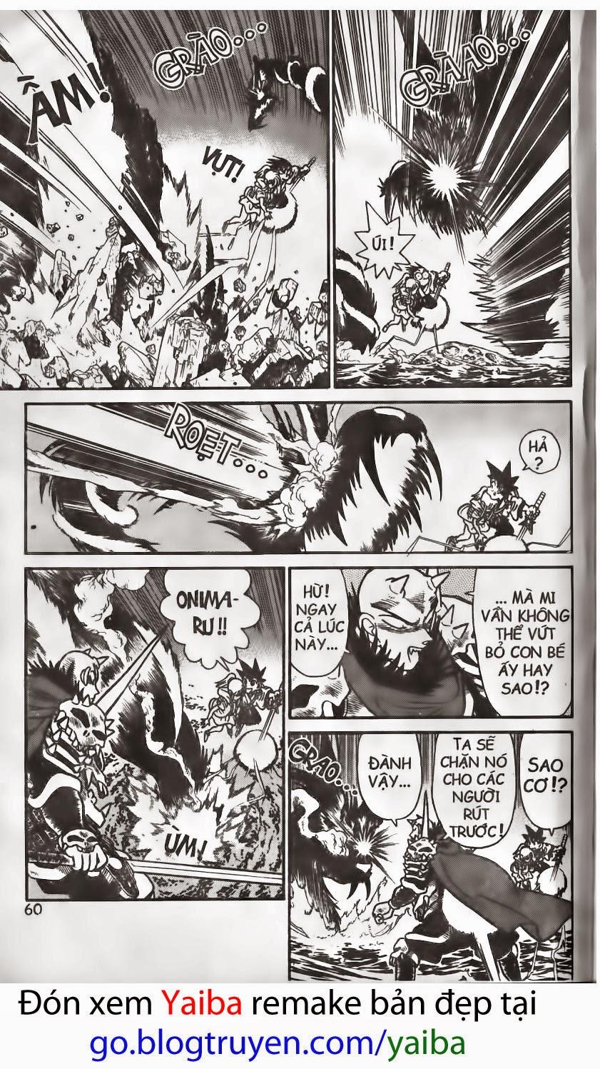 Yaiba chap 158 trang 9