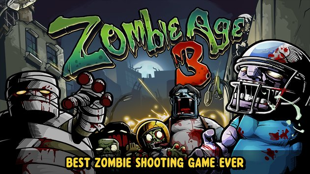 Download Zombie Age 3 V1.2.1 Apk Mod Unlimited Money/Ammo For Android 2