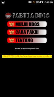 Garuda DDOS
