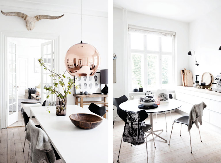 This Is The Stunning Family Apartment Of Hanne Berzant Designer And Owner Danish Brand By Nord