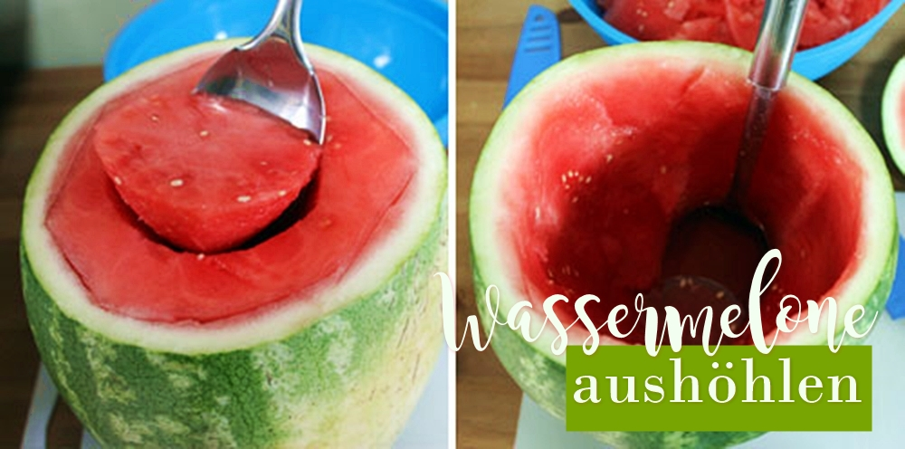 Cool for hot summer days.. refreshing, delicious - with or without alcohol - Food Recipe for cool drinks - german blogger Annie K. ANNIES BEAUTY HOUSE