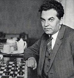 El ajedrecista Richard Reti