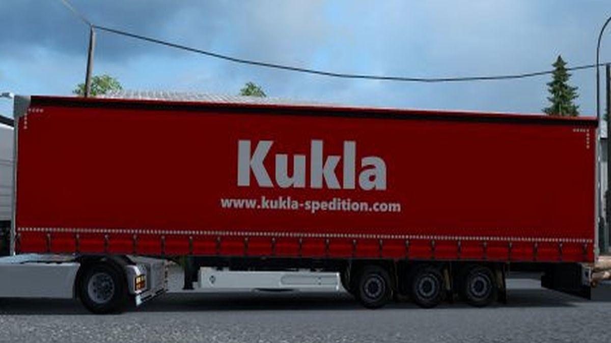 Trailer Kukla Spedition