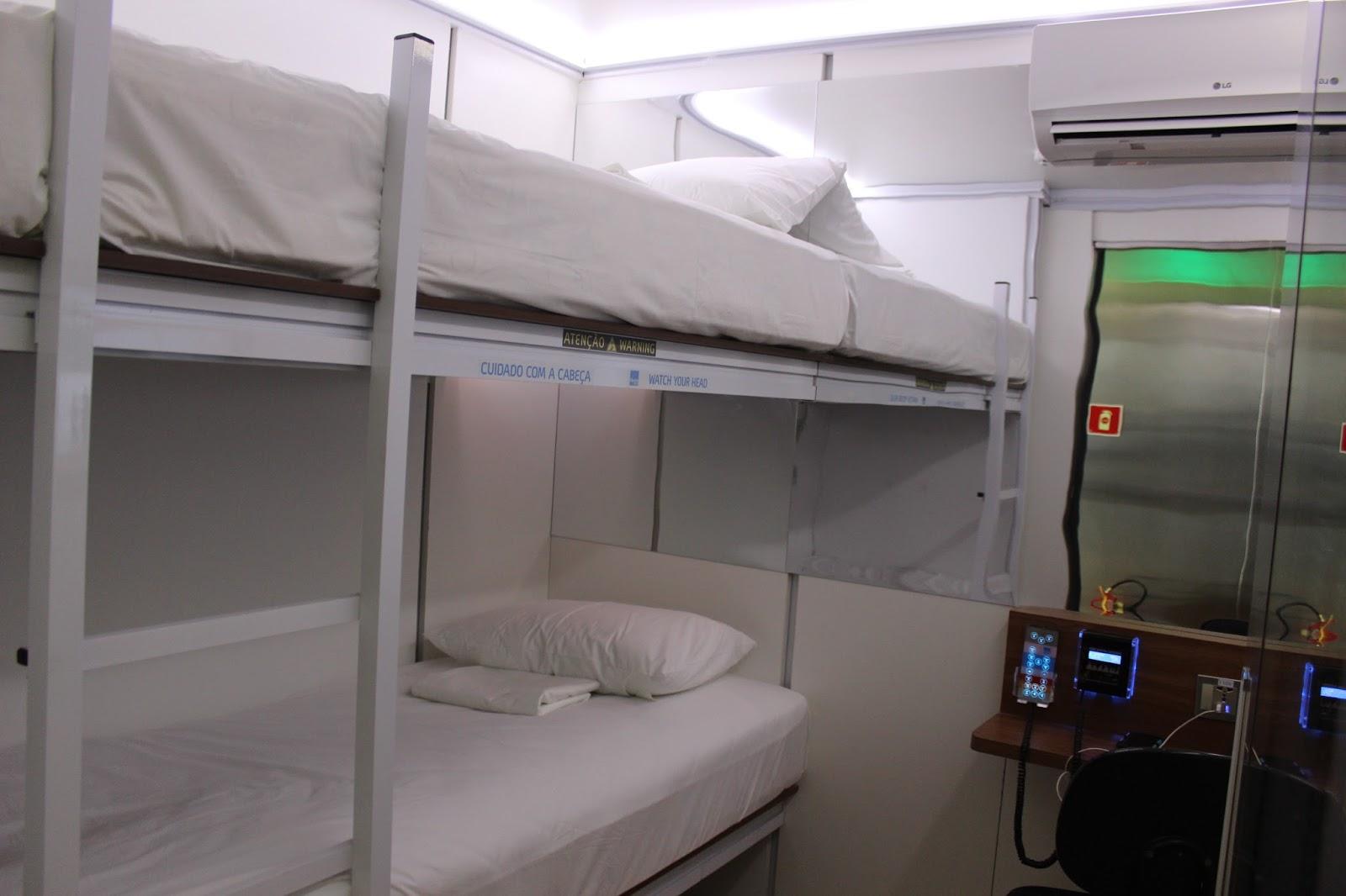 Viracopos inaugura cabines de curta estadia no Terminal de Passageiros (T1)