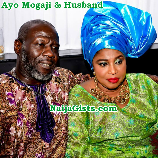 ayo mogaji husband