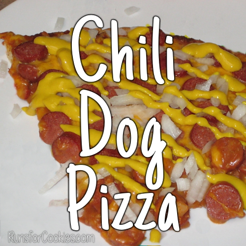 Chili Dog Pizza Recipe