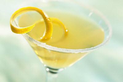 Lemon Drop Martini hương vị tuyệt hảo