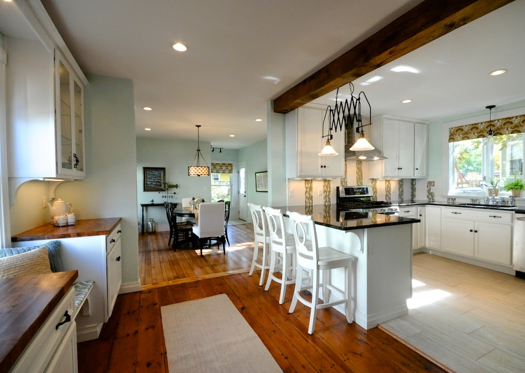 Sopo Cottage The Kitchens Before And After