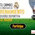 Consigue un entrenamiento en el Estadio Santiago Bernabeú