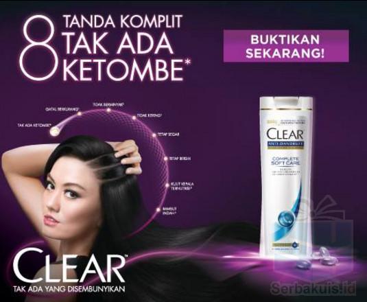 Sample gratis Clear Complete Soft Care