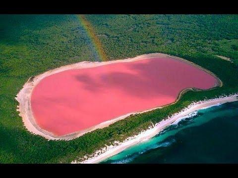 """بحيرة """"هيلير"""" - أستراليا -"""