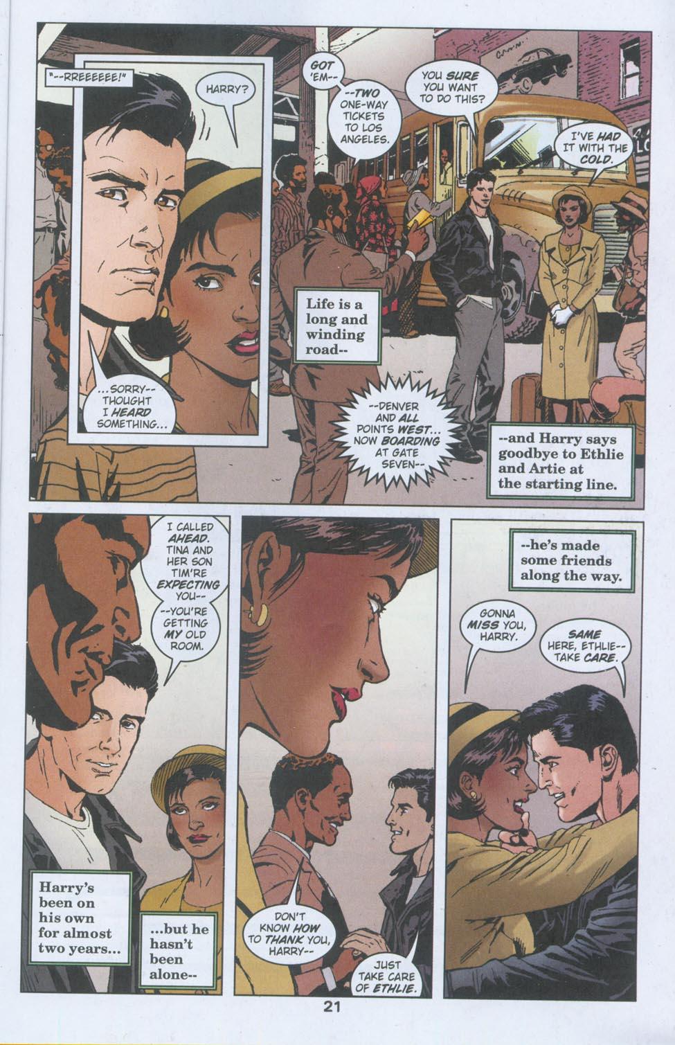Read online American Century comic -  Issue #21 - 21