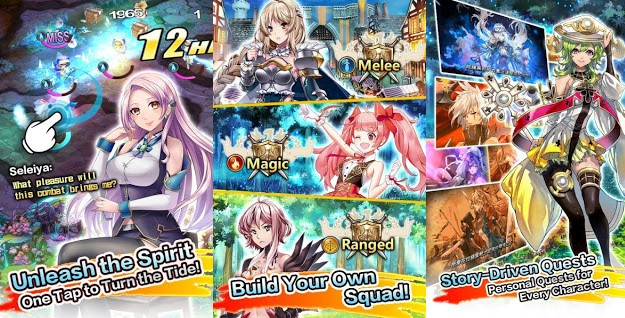 Empire of Angels:Lunar Phantom MOD Unlimited Money v1.4.0 Apk Game Android Terbaru