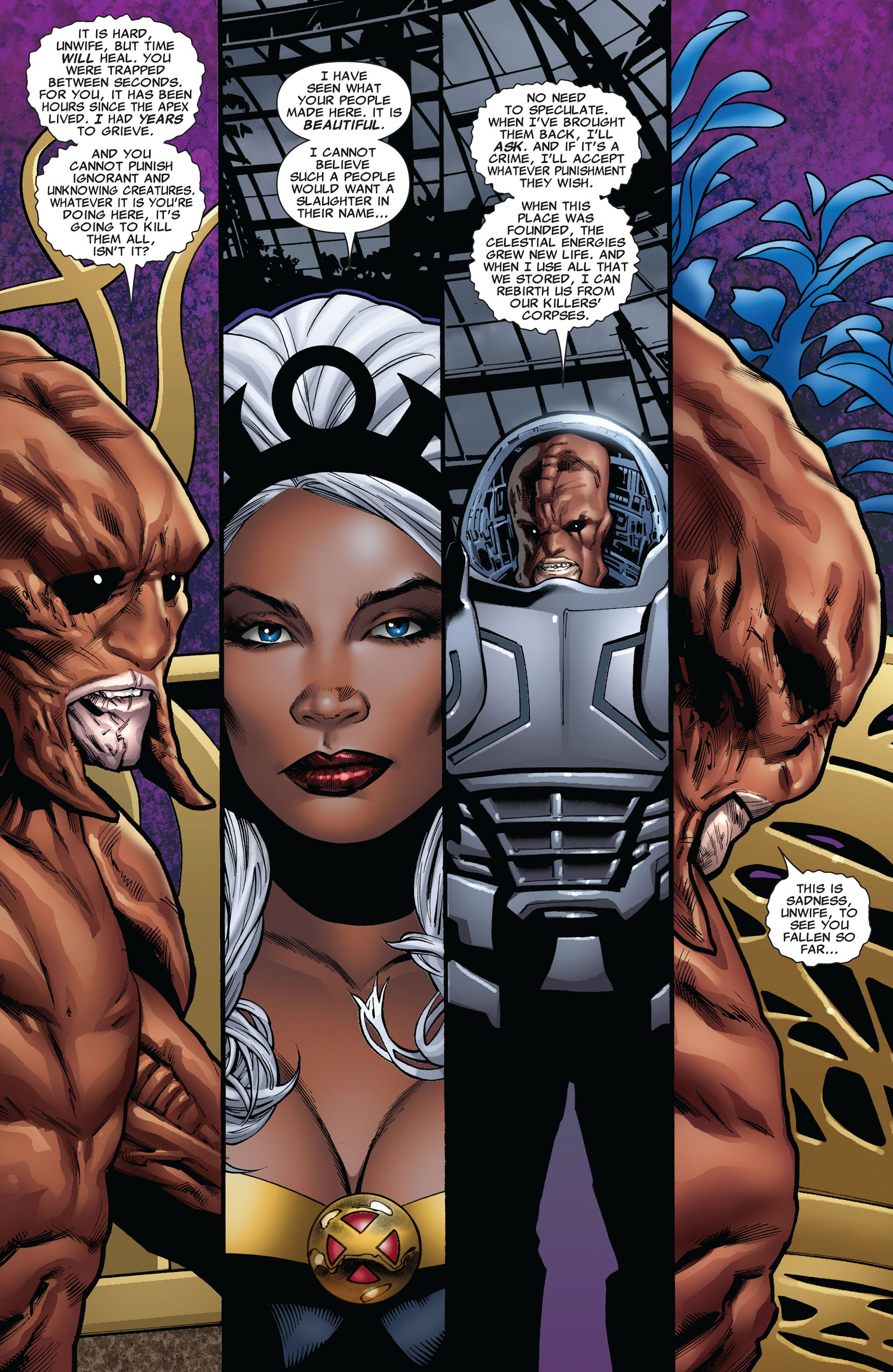 Read online Uncanny X-Men (2012) comic -  Issue #7 - 10
