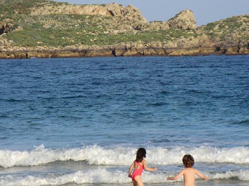 Martinhal Beach, Algarve, Portugal.
