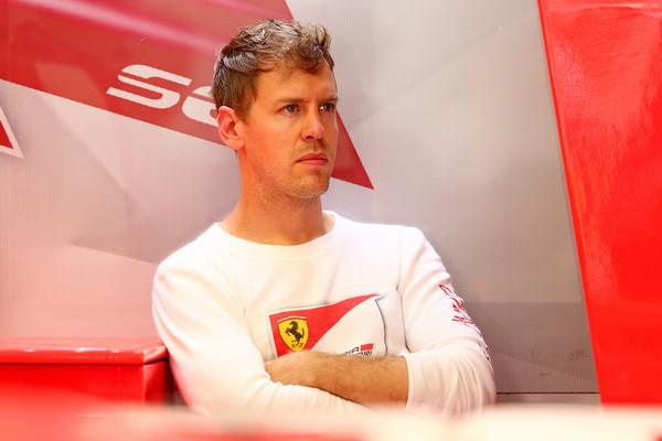 77c293fede Sebastian Vettel defende a sua decisão de não falar sobre a vida pessoal