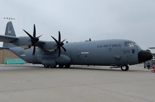 C-130 J Super Hercules