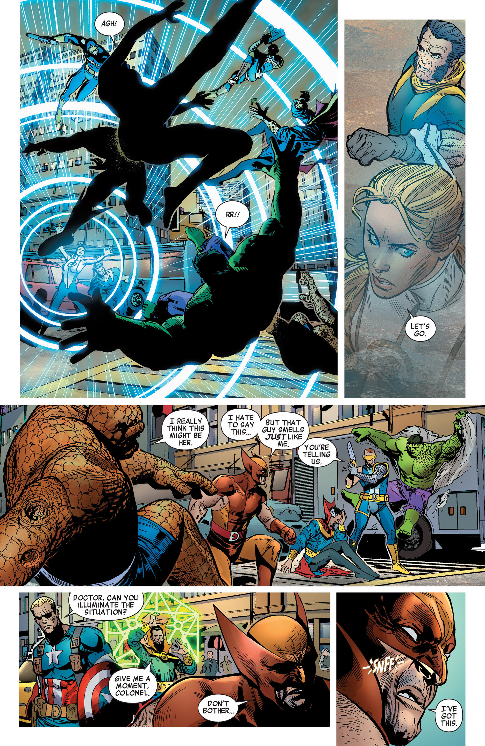 Read online Age of Ultron comic -  Issue #7 - 13