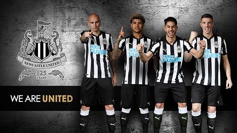 Đội bóng Newcastle sẽ có đội hình mới vào tháng 8