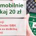 Płać mobilnie w BZ WBK i zyskaj 20 zł zwrotu