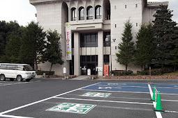 思いやりの駐車区画設置