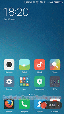 screen recorder xiaomi redmi