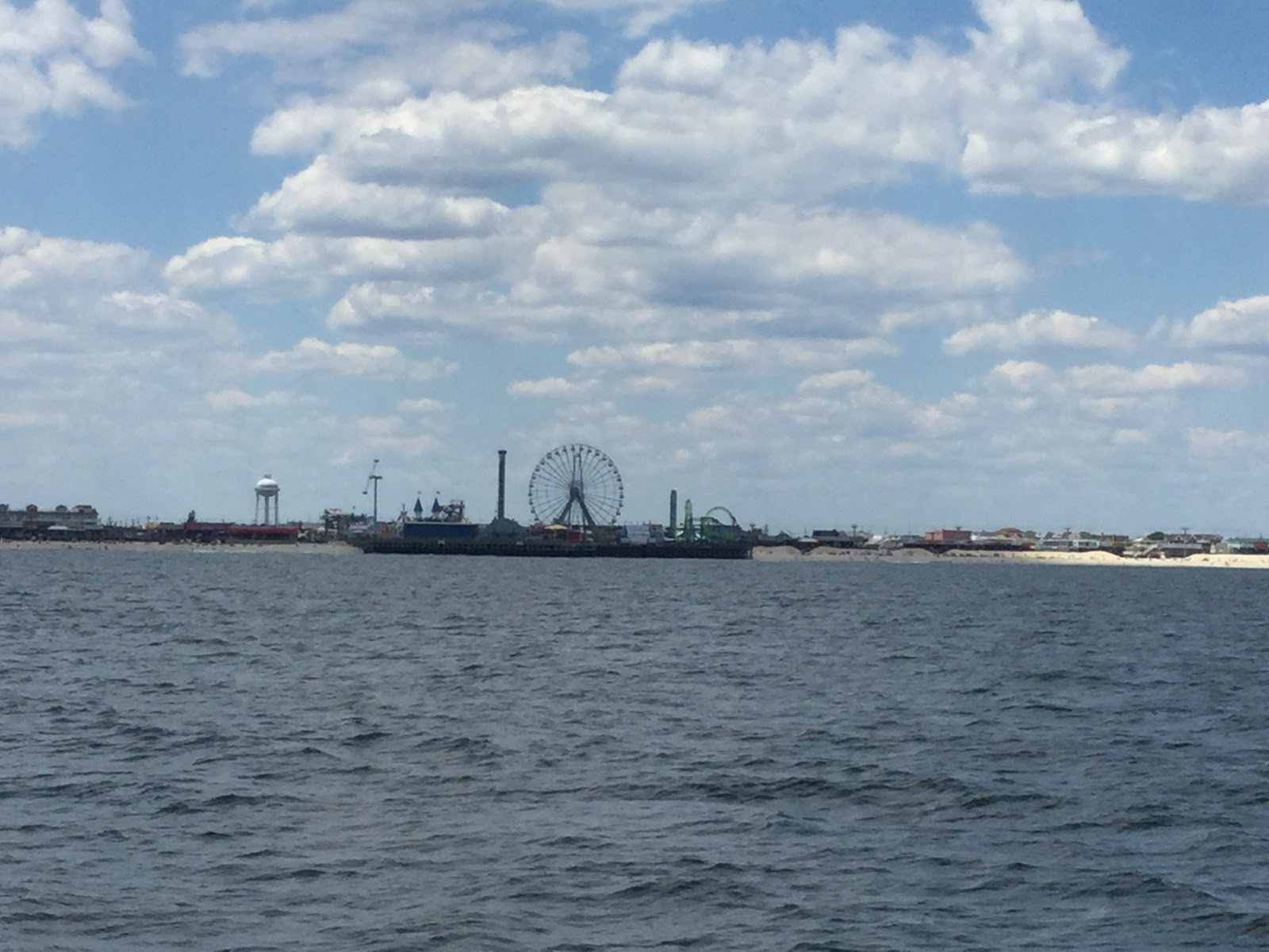 Inspeyered adventures june 2017 we headed into the atlantic and cruised north along the jersey shore in light wind and waves for a very comfortable cruise to the manasquan inlet nvjuhfo Image collections