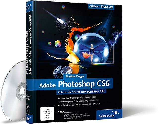 [Soft] Adobe Photoshop CS6 And Portable ( x86 / x64 )