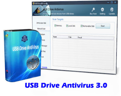 USB Drive Antivirus 3.0