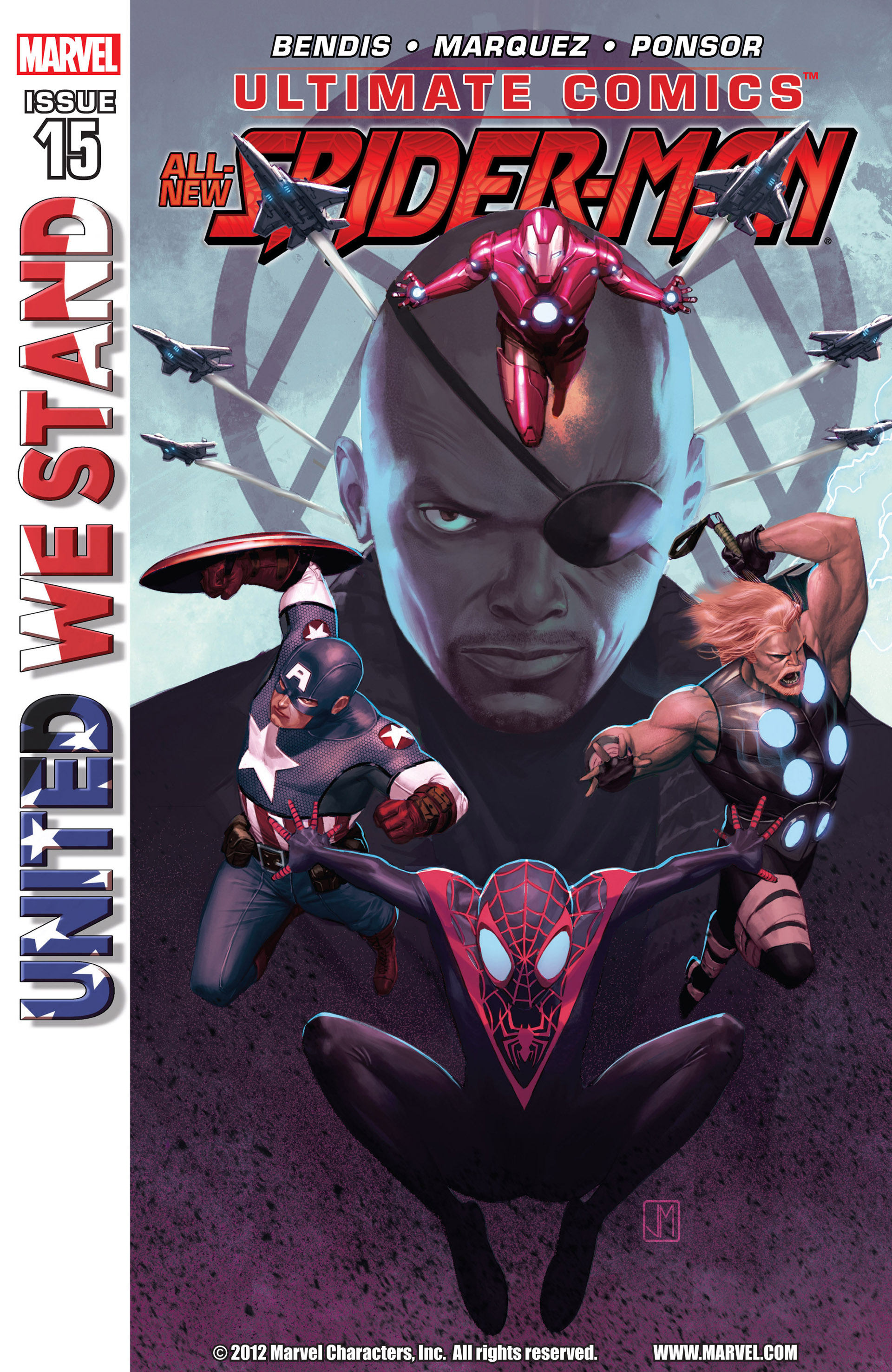 Read online Ultimate Comics Spider-Man (2011) comic -  Issue #15 - 1