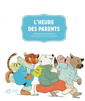 """Livre """"L'heure des parents"""""""
