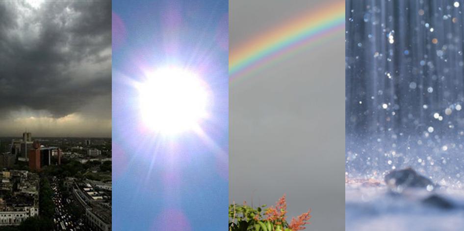 Istilah Cuaca dan Musim dalam Bahasa Sunda